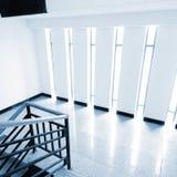 Rotação das escadas fotografia de stock royalty free