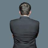 Rotação de um homem novo fotografia de stock royalty free