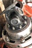 Rotação do conjunto da roda imagem de stock