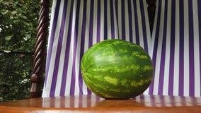Rotação vermelha da melancia filme
