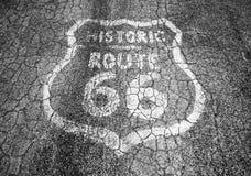 Rota 66 Fotografia de Stock