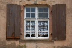 Rota do vinho do curso em França Vins do DES da rota do La Foto de Stock Royalty Free