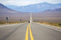 Rota famosa 40 no norte de Argentina (Ruta 40) Fotografia de Stock Royalty Free