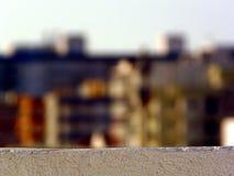 Rota, Hiszpania Abstrakcjonistyczny tło, blok mieszkalny zdjęcia stock