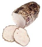 rota tarogrönsaksötpotatisen Arkivbilder