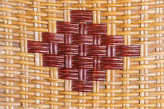 Rota tejida Imagen de archivo libre de regalías