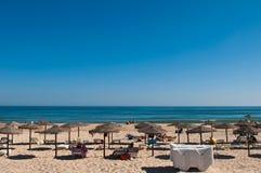 Rota van Manta strand stock afbeeldingen
