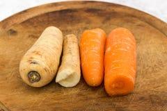 rota veggiesvintern Royaltyfri Fotografi