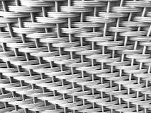 Rotan achtergrond met de hand gemaakt textuurweefsel, Stock Afbeeldingen