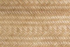 Rotantextuur, detail handcraft bamboe het weven textuurbackgrou De oppervlakte van de rotan stock afbeeldingen