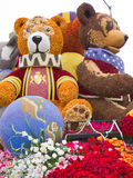 Rotary Committee 2011 Rose Bowl Parade Float Stock Image