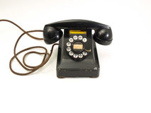 Rotary Dial Telephone Royalty Free Stock Photography