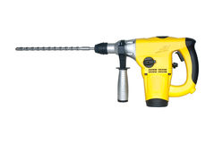 Rotary hammer Royalty Free Stock Images