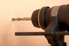 Rotary hammer Stock Photos