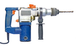Rotary Hammer Royalty Free Stock Photo