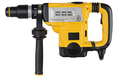 Rotary hammer with a drill Stock Photography