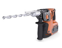 Rotary hammer Stock Photography