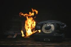 Free Rotary Phone. Royalty Free Stock Photography - 147258407