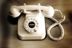 Rotary phone Royalty Free Stock Image