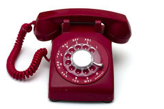Rotary Telephone Stock Image
