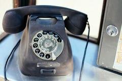Rotary telephone Stock Image