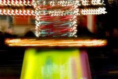 Rotating Carousel Royalty Free Stock Photo
