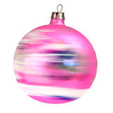 Rotating christmas decoration Stock Photography