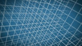 Grid Backdrop Texture Blueprint. This rotating 3D grid backdrop is perfect for any project about, art design, industry and more! For more options and styles of stock footage