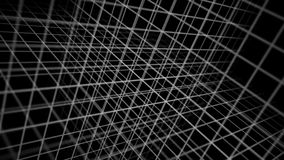 Grid Backdrop Texture Black. This rotating 3D grid backdrop is perfect for any project about, art design, industry and more! For more options and styles of this stock video footage