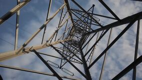 Rotating electric pylon