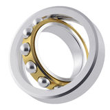 Rotating metallic bearing Royalty Free Stock Photography