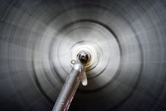 Rotating wheel. Abstract image of the rotating wheel Royalty Free Stock Photos