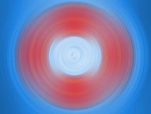 Rotation. Abstract rotation Royalty Free Stock Photography