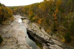 rotation ashokan de réservoir de gorge Images stock
