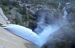 Rotation de barrage d'o'Shaughessy Photos stock