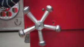 Rotation de la roue en métal clips vidéos
