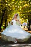 Rotation de mariée Images stock