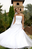 Rotation de mariée Photographie stock