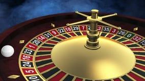 Rotation de roulette clips vidéos