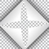 Rotation der Seiten-3D Lizenzfreies Stockbild