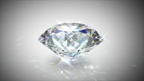 Rotation et diamant brillant