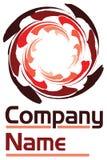 Rotation logo Royalty Free Stock Photos