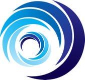 Rotation logo Stock Photography