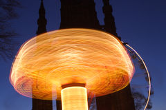 rotations d'Edimbourg Photos libres de droits