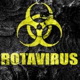 Rotavirus concept background Stock Photography