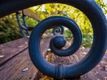 Rotazione nella natura fotografie stock