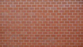 Rotbraune Backsteinmauerbeschaffenheit Lizenzfreies Stockbild