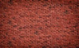 Rotbrauner vereinbarter Beschaffenheitshintergrund der Blockbacksteinmauer schön Lizenzfreie Stockbilder