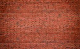 Rotbrauner vereinbarter Beschaffenheitshintergrund der Blockbacksteinmauer schön Lizenzfreie Stockfotos
