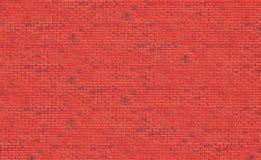 Rotbrauner vereinbarter Beschaffenheitshintergrund der Blockbacksteinmauer schön Stockbild